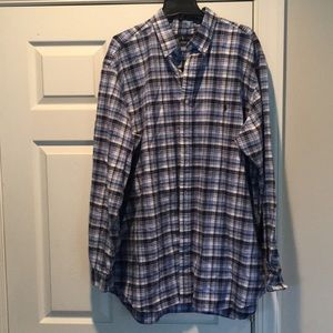 Polo button down 2XLT new with tags